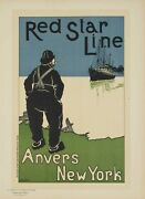 Red Star Line Plate 228