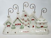 Lenox From Our Nest To Yours Christmas Photo Card Holder Personalized