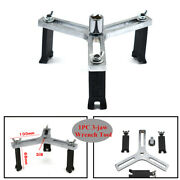 3-jaw Style Adjustable Car Fuel Pump Lid Tank Cover Remover Spanner Wrench Tool