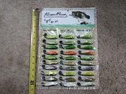 Green River Fishing Lures From Beaver Dam Ky Lot13325
