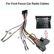 Car Stereo 20 Pin Wiring Harness Connector Adapter 1din/2din Power Cable Harness