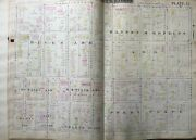1886 Financial District Kc Mo Oak-troost And Independence-10th Street Atlas Map