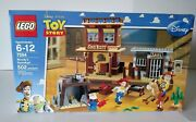 Lego 7594 Woodyand039s Roundup W/ 4 Minifigs New/sealed And Retired Set Toy Story 4
