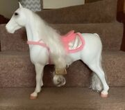 Our Generation Horse With Pink Saddle American Girl