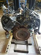 2002 Navigator 5.4 Engine Motor Assembly 288271 Miles Dohc No Core Charge