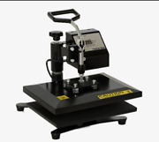 23 30cm Manual Shaking His Head Heat Press Machine For Drilling ,clothes M