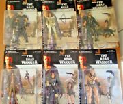 2000 N2 Toys Mad Max The Road Warrior Series 1 Complete Set Of 6 Never Opened