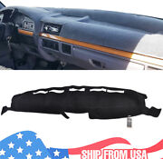 Dash Mat Part Dashmat Dashboard Cover Fit For Ford F150 F250 F350 1992-1996 1995