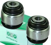 2x Rear Suspension Upper Control Arm Bushes For Vauxhall Vectra C Saab 9-3