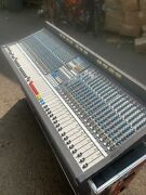Allen And Heath Ml3000 Mixer With Power Supply And Case