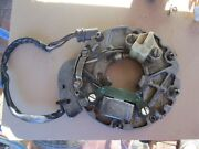 Evinrude Johnson Outboard Plate Magneto Coil Stator 15hp 25hp 35hp 4 Pin Plug