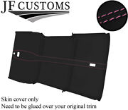 Pink St 3 Piece Roof Headlining Luxe Suede Cover For Land Rover Defender 110 Sw