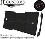 Pink St 4 Piece Roof Headlining Luxe Suede Cover For Land Rover Defender 110 Sw