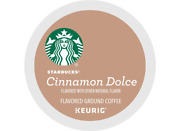Starbucks Cinnamon Dolce Coffee 16 To 96 Count Keurig K Cups Pick Any Size