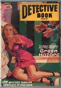 Detective Book-winter 1945-george Gross Cover-manning Coles-vg