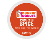 Dunkin' Donuts Pumpkin Spice Coffee 24 To 144 Keurig K Cup Pods Pick Any Size