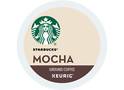 Starbucks Mocha Coffee 60 To 180 Count Keurig K Cups Pick Any Size Free Shipping