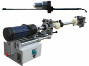 Jrth50 Mobile Line Boring And Welding Machine For 55-250mm Holes 50mm Boring Bar
