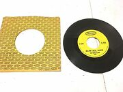 Vtg Retro 45 Record Glad All Over And I Know You The Dave Clark Five Epic 5-9656