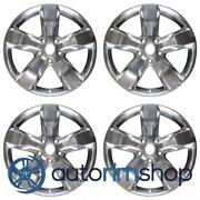 New 20 Replacement Wheels Rims For Jeep Grand Cherokee 2011 2012 2013 Set Po...