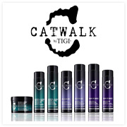 Tigi Catwalk Hair Care And Styling Products Shampoos Conditioners Creams Sprays