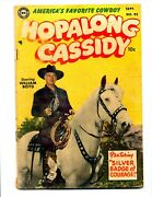 Hopalong Cassidy 93  Silver Badge Of Courage