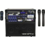 Vocopro Hero-rec 3 All-in-one Recording / Entertainment System 2 Wireless Mics