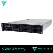 Build Your Own Dell R730xd 12 Bay Server E5-2623 V3 4 Core 3.00 Ghz H730