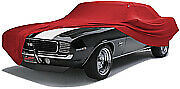 Custom Car Cover 2006-10 Fits Hummer H3 W/rear Spare Form-fit Bright Red ...