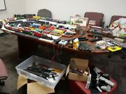 Huge Mixed Lot Ho Scale Trainsenginescarsmany New Trains Added More Will Come