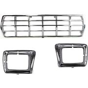 Headlight Kit For 1978-1979 Ford Bronco Front