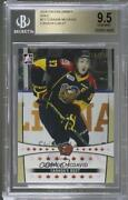 2014 Leaf Itg Chl Top Prospects Canadaand039s Best Gold /100 Connor Mcdavid Bgs 9.5