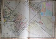 1930 Toledo Ohio Suder St To Duck Creek And Bell View Park - Fremont St Atlas Map