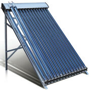 Vacuum Tube Solar Water Heater With Stand Og-100 Srcc Certified