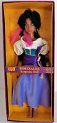 Disney Esmeralda Doll Hunchback Notre Dame Applause Never Removed From Box