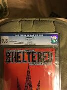 Sheltered 1 Cgc 9.8 Sold Out First Print Johnny Christmas Image