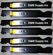 6 Pack Lawnmower 42 High Lift Blades To Fit Commercial Cub Cadet