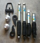 Complete 3 Lift Kit With Bilstein Shock Absorbers + T-tool