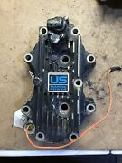 1988 Us Marine Force 50hp Cylinder Head And Cover Asy