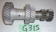 Used Oem ... 1961 - 1968 Triumph Tr3b - Tr4a Gearbox Laygear Assembly  G315