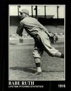 1992 Megacards Ruth Babe Ruth Card S 1-165 A3938 - You Pick - 10+ Free Ship