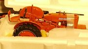 Allis Chalmers Rc 1/16 Resin Farm Tractor Replica Collectible By Speccast