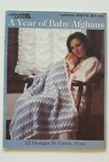Leisure Arts Baby Afghans And Baby Garments To Knit And Crochet