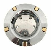 Edge Engineering Wheels Bc-337 Chrome And Gold Center Cap