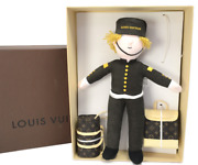 Louis Vuitton 2013 Christmas Limited Novelty Bellboy Doll