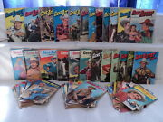 Gene Autry Lot Four Color 75 59 Issues 1946-1951 Dell Comics S 11366