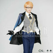 Fate Grand Order Fgo Assassin Jekyll/hyde Cosplay Costume Full Set Cosyt{y}