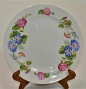 Embassy Ware Fondeville England Morning Glory Patern 8773 8d Salad Plate