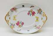 Mottahedeh Lowestoft Rose Soup Tureen Underplate Only
