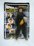 Classic Tv Toys Space 1999 Number 8 Figure Doll One Moment Of Humanity 8 Nip